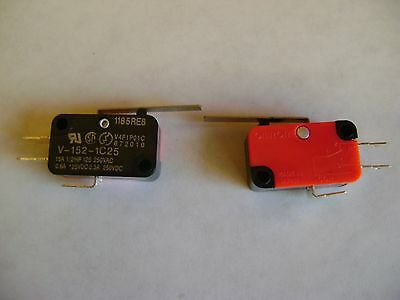 Omron V-152-1C25 MICRO SWITCH MADE IN JAPAN DR51