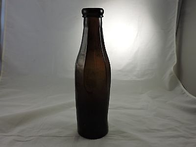 New England Huckleberry Bottle Amber Color