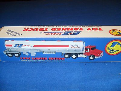 1996 Serialized Limited Edition Ez Serve Toy Tanker Truck