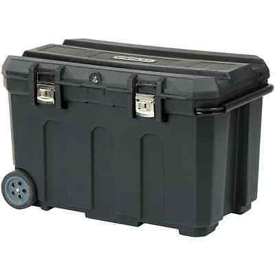 STANLEY 037025H Mobile Tool Chest, 50-Gallon, 037014H, Black