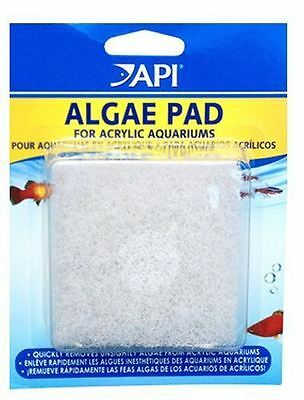 API Algae Scraper Pad & Scrubber Sponge For Acryl Aquarium Fish Tanks