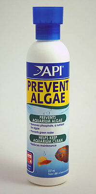 API Prevent Algae 237ml Aquarium Fish Tank Anti Algae Treatment Remove Phosphate