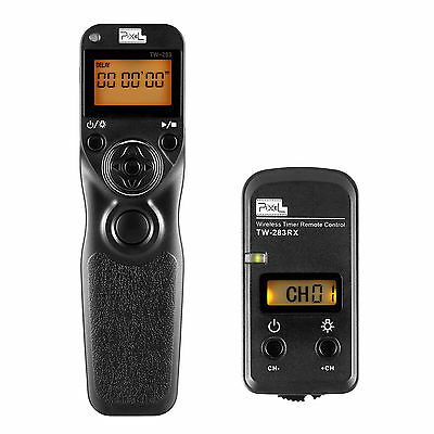 Wireless Timer Remote Control Shutter Release for Different Nikon Models