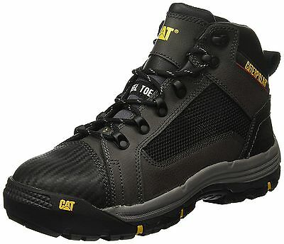Mens Caterpillar CONVEX MID ST Work Boots