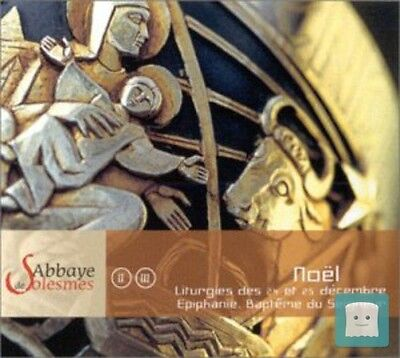 CD NOEL - ABBAYE DE SOLESMES - ACCORD (Nuovo)