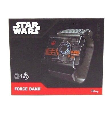 Sphero Star Wars Force Band  Model: AFB01  BB-8 App Enabled Droid with Bluetooth