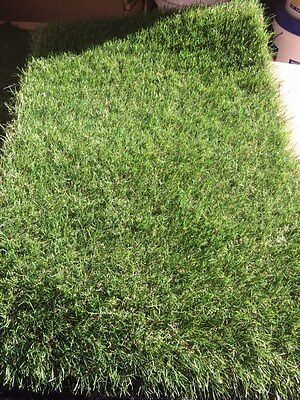 40mm Thick Super Premium NEW Fake Artificial Grass Astro Turf 2x5m Roll