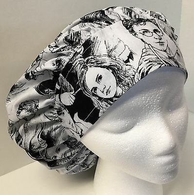 Harry Potter  Large Medical Bouffant OR Scrub Cap Surgery Hat
