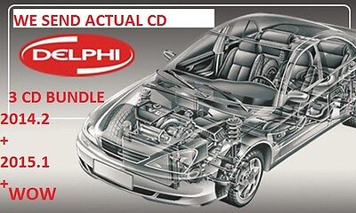 Delphi 2015 Trucks And Cars   Software + W0W   ** Download **