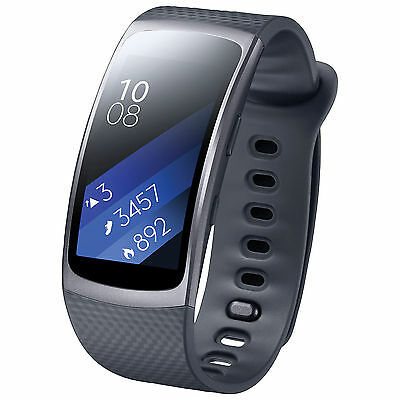 Samsung Gear Fit2 GPS Smartwatch with Heart Rate Monitor