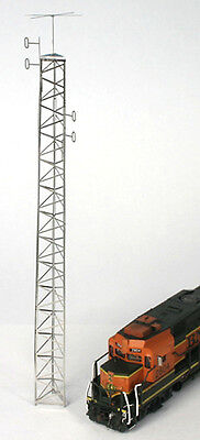 BLMA 8100 Z Scale Radio Antenna Tower KIT *NEW $0 SHIP