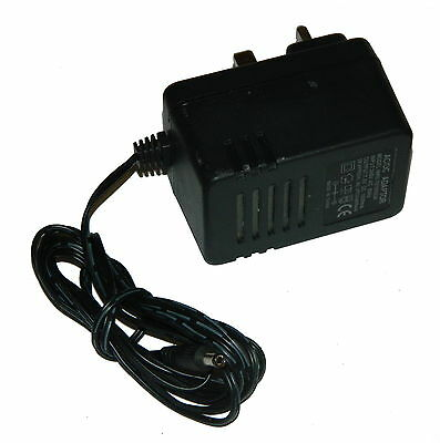 Generic MKD-751000UK 7.5VDC 1A UK Adapter with Barrel Connector