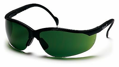Pyramex Venture II Safety Welding Glasses, 3.0 & 5.0 IR Filter, Eye Protection
