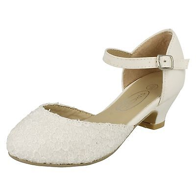 WHOLESALE Girls Party Shoes / Sizes 10x3 / 16 Pairs / H3045