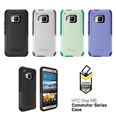 Otterbox Commuter series case for HTC One M9 cover - Sleek and Tough defense NEW