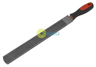 "14"" 350mm Equestrian Farriers Horse Hoof Trimming File Rasp Double Sided NEW"