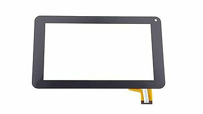 Touchscreen Digitizer Display Glas komp. für Trekstor Surftab Breeze 7.0 Tablet