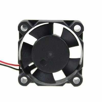 Computer Radiator 30x30x10mm Heatsink Brushless Cooler DC Cooling Fan