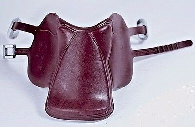 "English Riding Saddle for 18"" Doll HORSE"