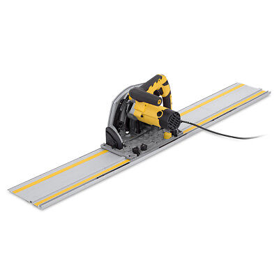 Powerplus 165mm 1200w Pluge Saw with Guide Rail & Carry Bag
