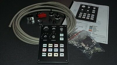 Klawiatura Switch Panel for rally car