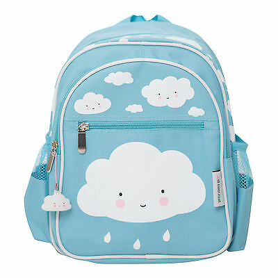 Blue Cloud Backpack - A Little Lovely Company