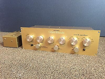 Marantz Model 1 Vintage Tube Preamplifier Excellent Condition with Power Supply
