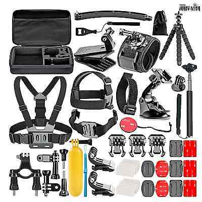 Accesorios Set Kit 50-in-1 Acción Cámara Neewer GoPro Hero 4/5 Sony Bundle