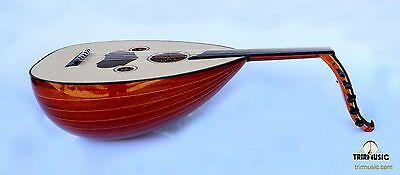 Turkish Quality Mahogany  String Instrument Oud Ud Ao-101