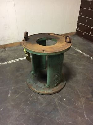 "Process Systems Inc Hi-Thrust Vertical Turbine Pump Base 17-1/2"" X 16-1/2"""