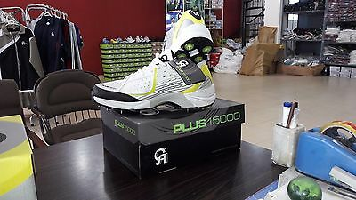 Ca Plus 15000 Full Spike Cricket Shoes Removable Spike