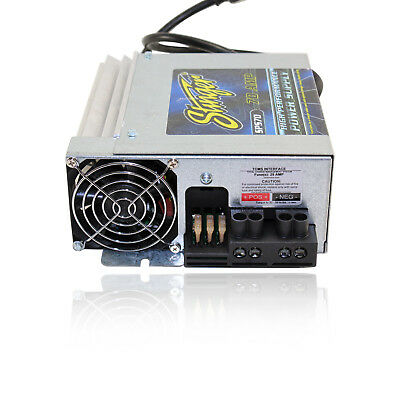 Stinger SPS70 High Performance Power Supply 70 Amp w/ Optional Battery Charging