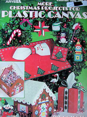 Plastic Canvas Christmas Patterns Featuring Christmas Projects
