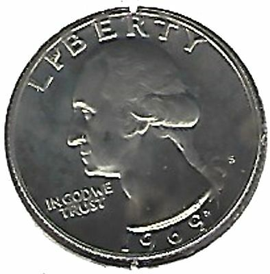 US 1969-S Proof Washington Quarter...Must See !!!