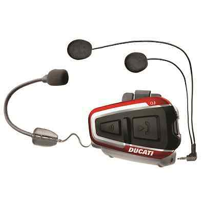 Ducati Communication System by Cardo Sprechanlage DucatiPirna