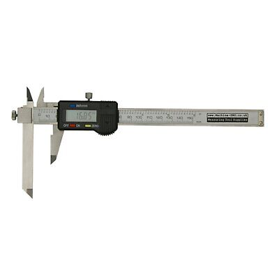 150mm / 6 inch Digital Offset Calipers with Height Adjustable Jaw