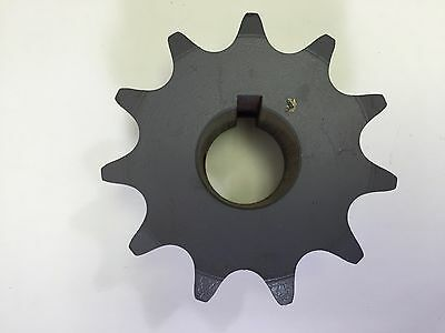 "Browning H6011X1 Sprocket, Chain Number 60, 11T, 1"" Bore, Used"