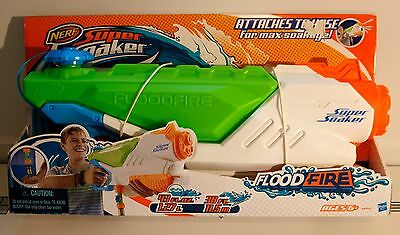 NEW Nerf Super Soaker 'FLOOD FIRE' -  NON-STOP SOAKAGE! Hasbro