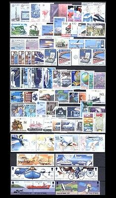 Cept Europa 1988 ** annata completa MNH beautiful year and complete collection