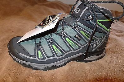 salomon walking boots  x ultra mid 2 gtx, uk9.5