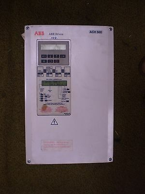 ABB ACH501-020-4-00P2 20HP Variable Frequency Drive