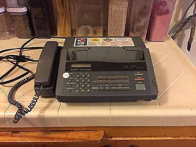 Brother Intellifax 680 Fax Machine