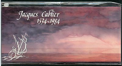Weeda Canada Thematic Collection #23, 1984 Jacques Cartier folder CV $12.50