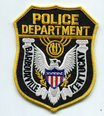 Barbourville Kentucky Police Patch