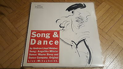 Andrew Lloyd Webber/ Angelika Milster - Song & dance 2 x Vinyl LP Germany