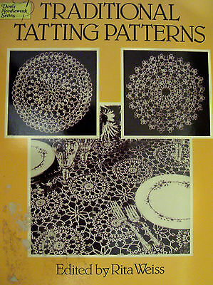 Traditional Tatting Patterns by Dover Needlework Series