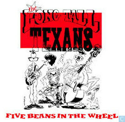 Long Tall Texans - Five Beans In The Wheel LTD Red Colour Vinyl DLP - NEW 2017!