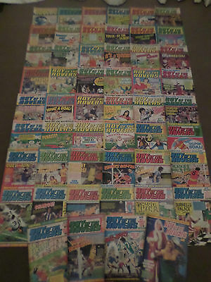 48 x ROY OF THE ROVERS from 1982