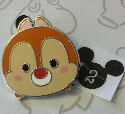Dale Tsum Tsum Mystery Pack Cute Chip N Dale Chipmunk Disney Pin Buy 2 Save $