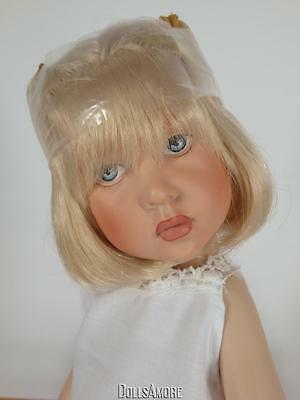 "Beautiful Helen Kish 1997 Doll 11"" Blonde  New Factory Leftover"